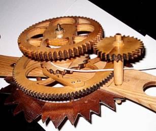 Заводной механизм своими руками